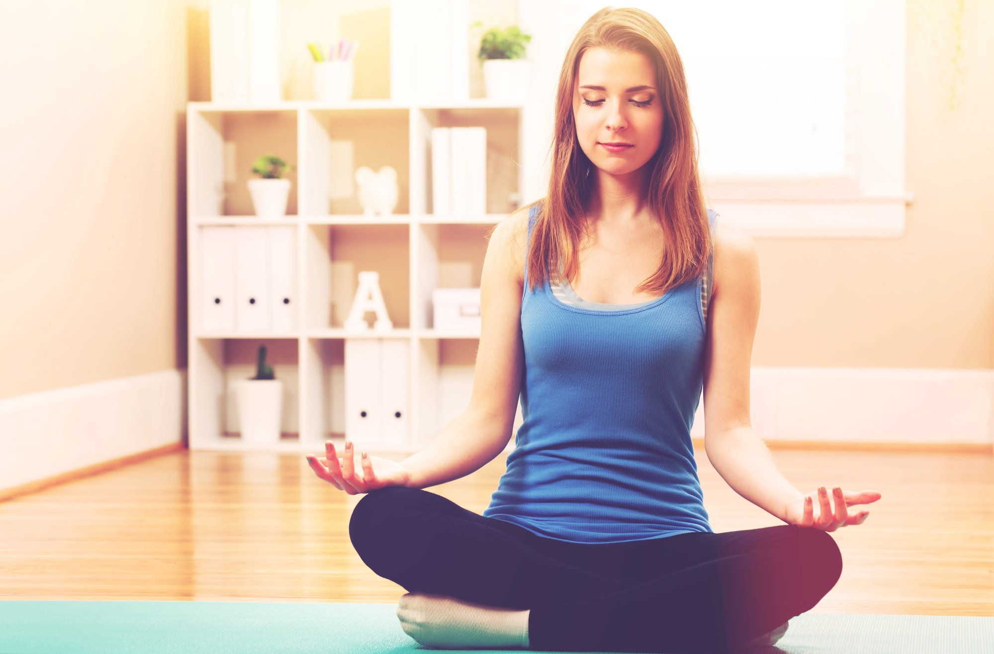 Visualize Your Stress Away: The Benefits Of Meditation For Anxiety